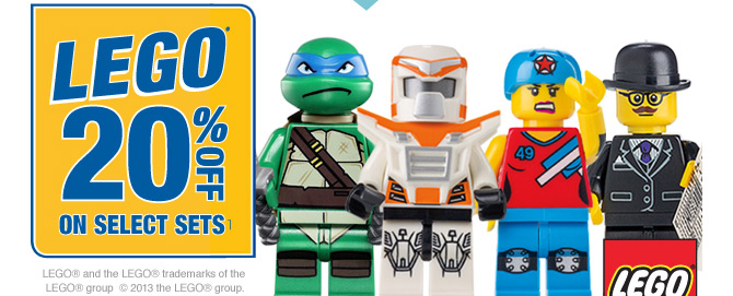 Chapters Indigo 20 Off Select Lego + Extra $5 Off $30 Purchase Code (Until Mar 31)
