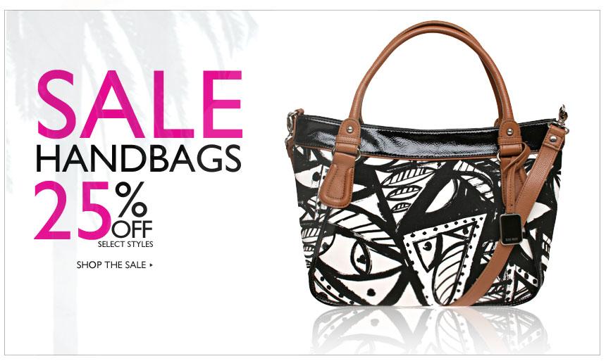 Nine West Save 25 Off Select Handbags