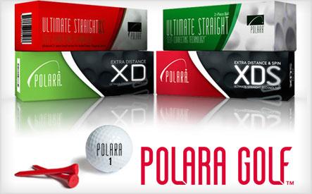 Polara Golf Anti-Slice Balls