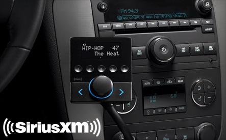 Sirius XM Canada