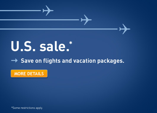 WestJet US Sale - Save on Flights and Vacation Packages (Book by March 7)