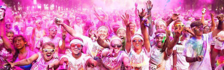 The Color Run Montreal