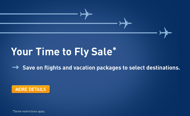 WestJet Save on Flights and Vacation Packages to Select Destinations (Book by July 18)