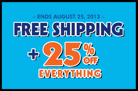 The Children's Place 25 Off Everything + Free Shipping (Until Aug 25)