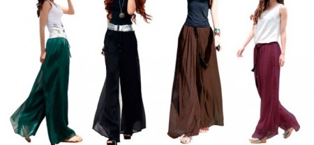 Boho Chic Ultra Wide-Leg