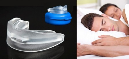 Stop-Snoring Mouthpiece