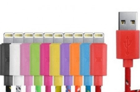 iPhone 5:6 Braided Cables