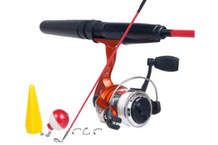 Gone Fishing Child's Semi Pro Fishing Rod Set