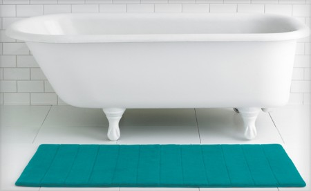 Memory Foam Bathroom Runner