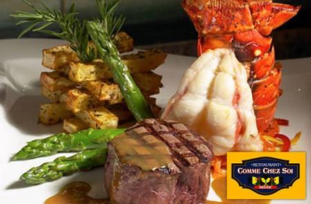 Restaurant Comme Chez Soi