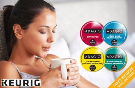 ADAGIO K-Cup