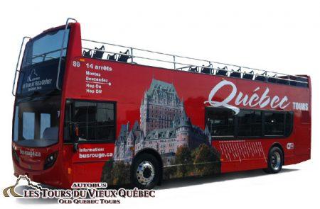 Tours du Vieux Québec